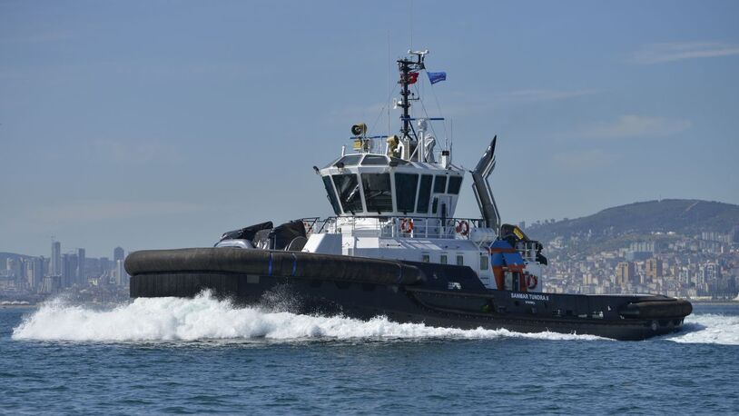 Alfons Håkans expands fleet with new ice-breaking tug