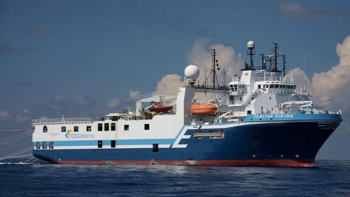 Eidesvik Offshore's Veritas Viking seismic acquisition vessel (source: Eidesvik)