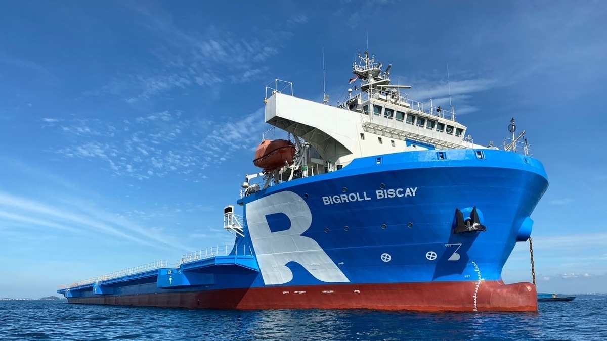 Roll Group plans to have a fleetwide monitoring programme (Source: We4Sea)