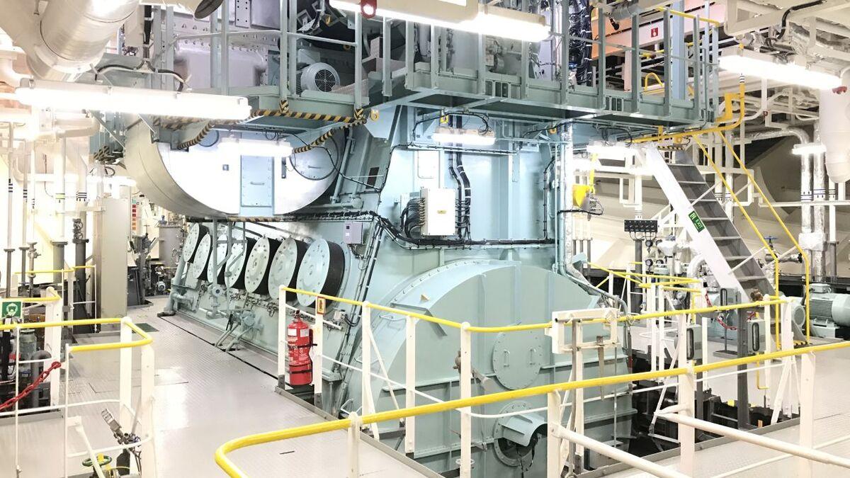 Marinvest installs Vessel Insight for optimising fuel and engine emissions (source: Kongsberg)