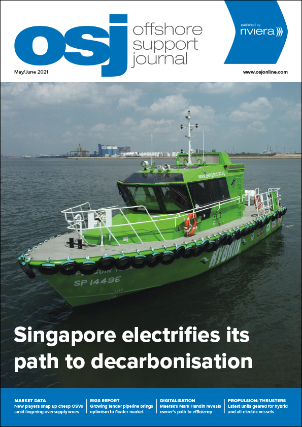 Offshore Support Journal May/June 2021