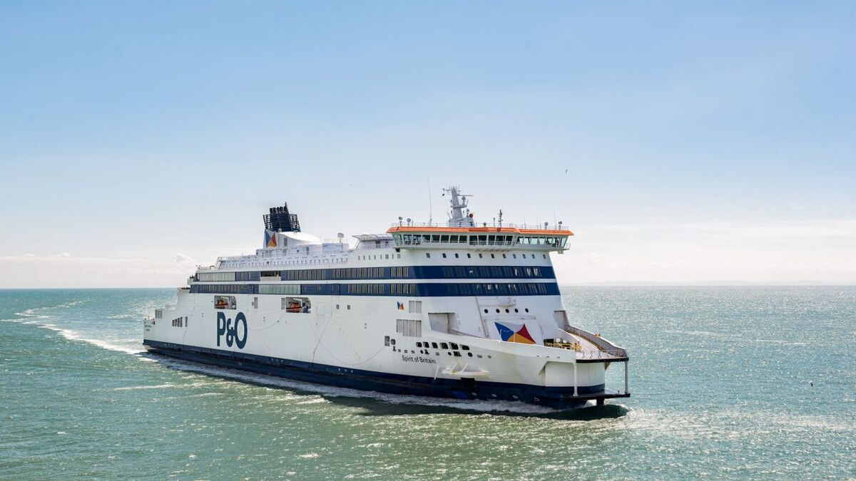 P&O Ferries has entered a space charter relationship with DFDS (source: P&O Ferries)