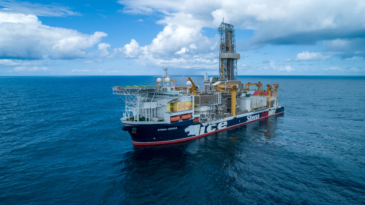 EAM software can help consolidate vast amounts of data from Stena Drilling's onshore headquarters in Aberdeen and its drill ship and semi-submersible (source: Stena Drilling)
