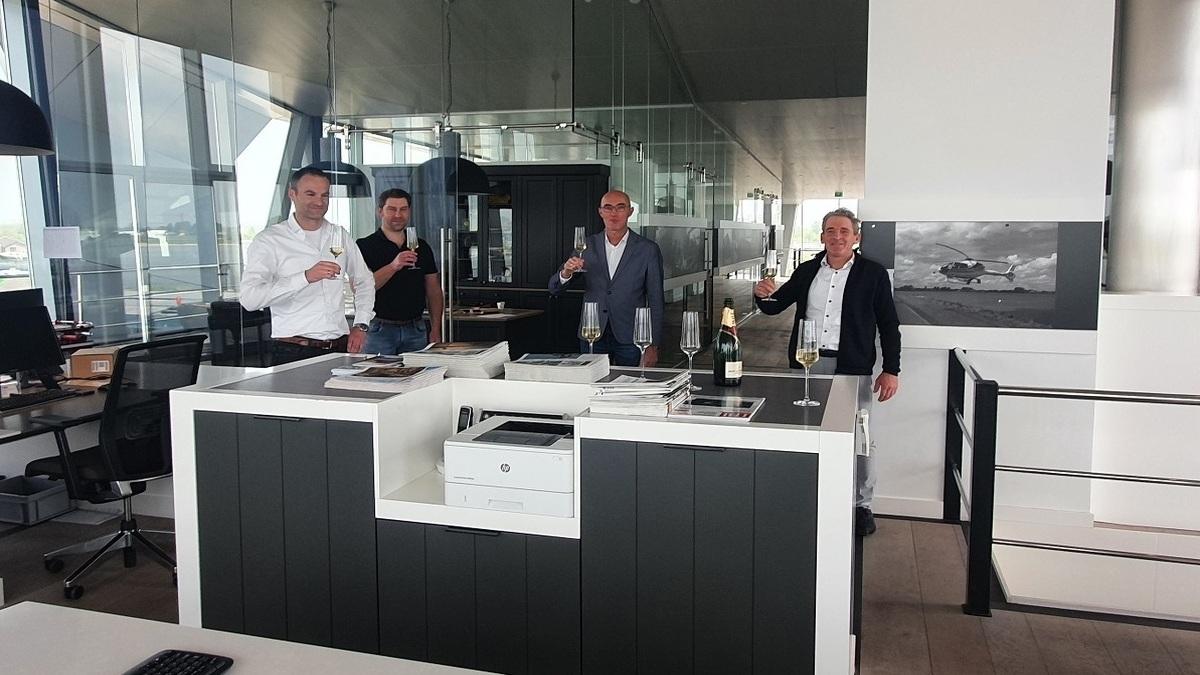 Lenten Scheepvaart orders hydrogen-powered inland vessel
