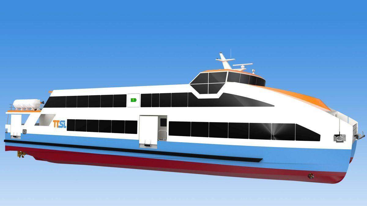 New electric ferries to slash Lisbon's CO2 emissions