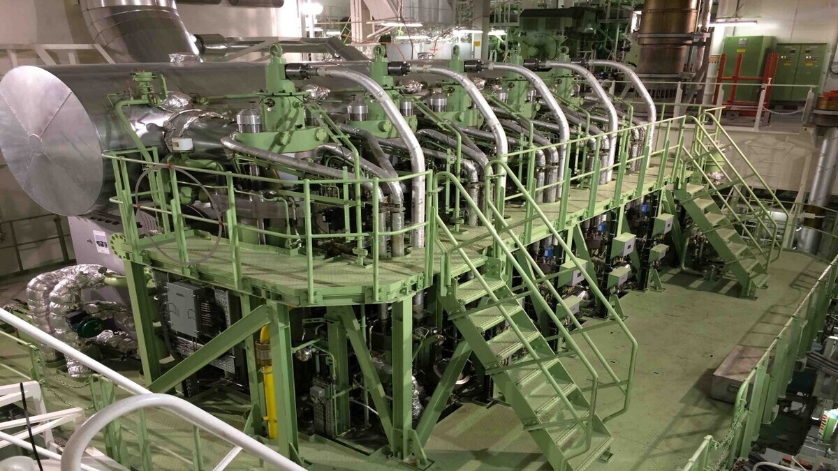 MAN to supply ME-GI LNG dual-fuel engines for EPS bulkers