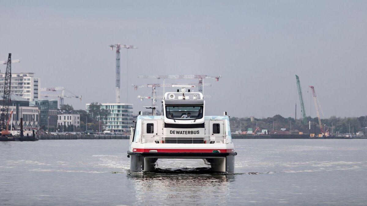 Echandia Marine is to supply Damen with batteries for three waterbuses (source: Echandia)