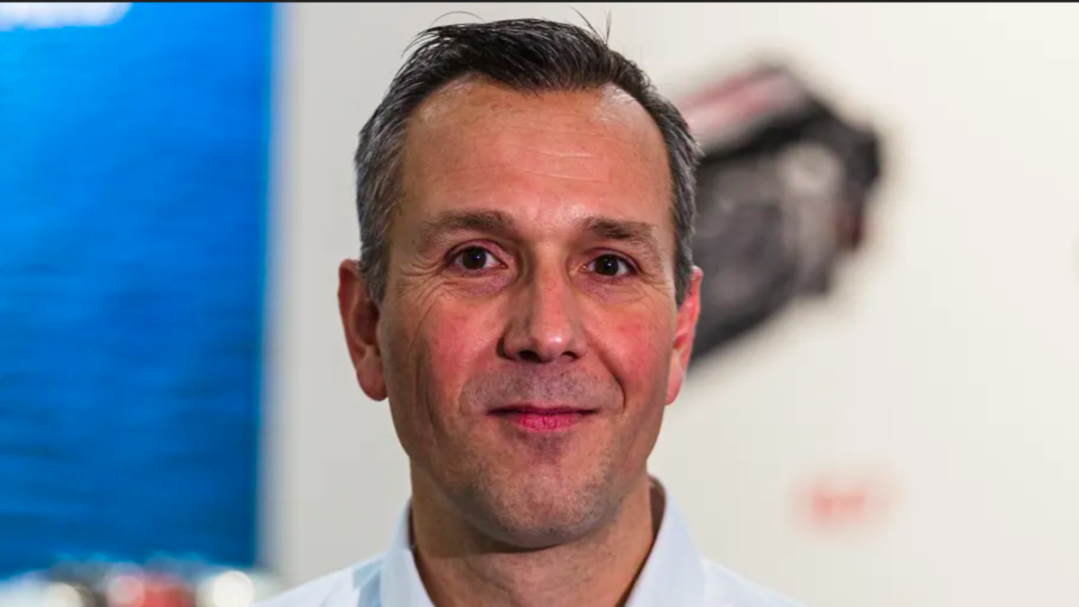 Sander Gesink will serve as Marketing Director for Vetus (Source: Vetus)