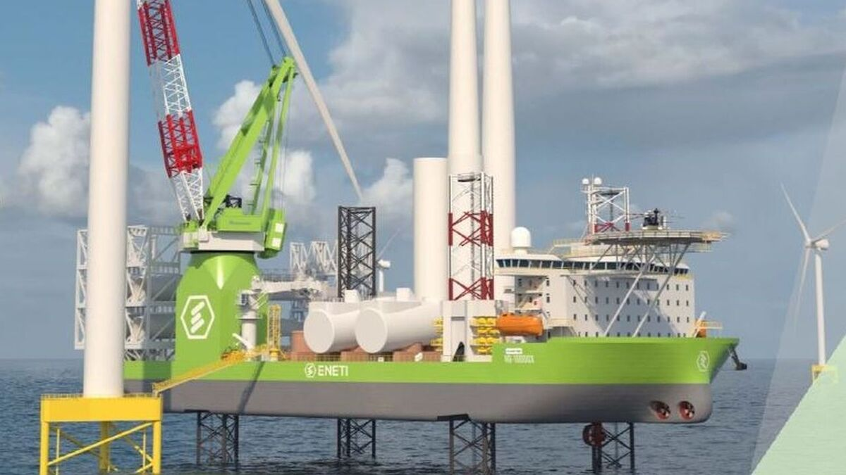 Eneti turns to NOV for installation vessel systems