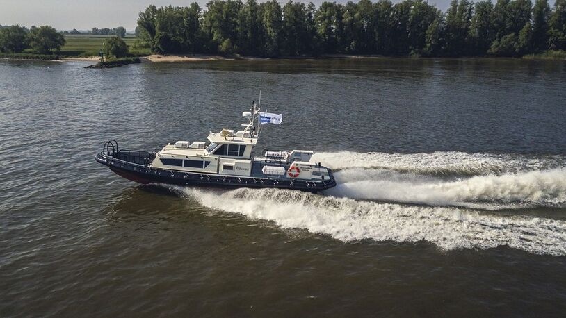 Allseas takes delivery of FCS vessel to support Pioneering Spirit
