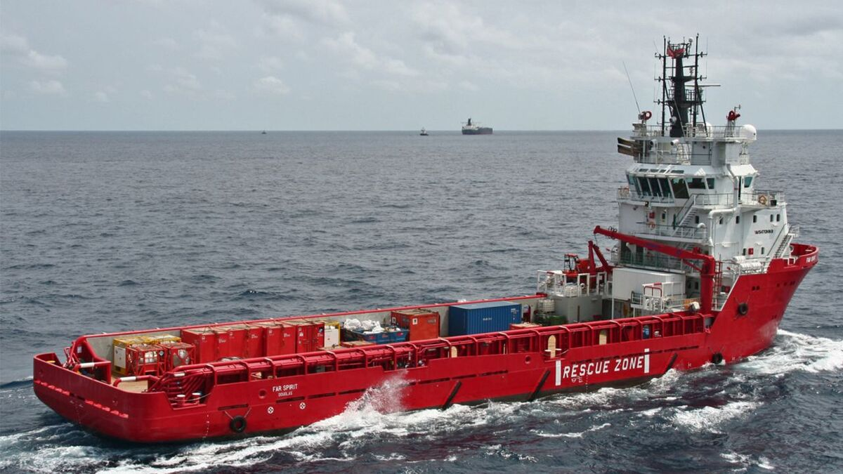 Solstad sold Far Spirit PSV to reduce overheads and debts