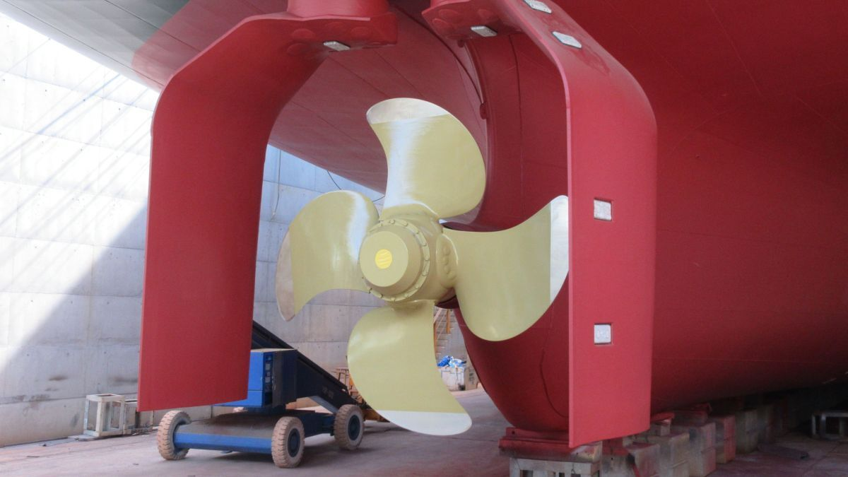 Rudder refits promise quick paybacks and improved efficiency