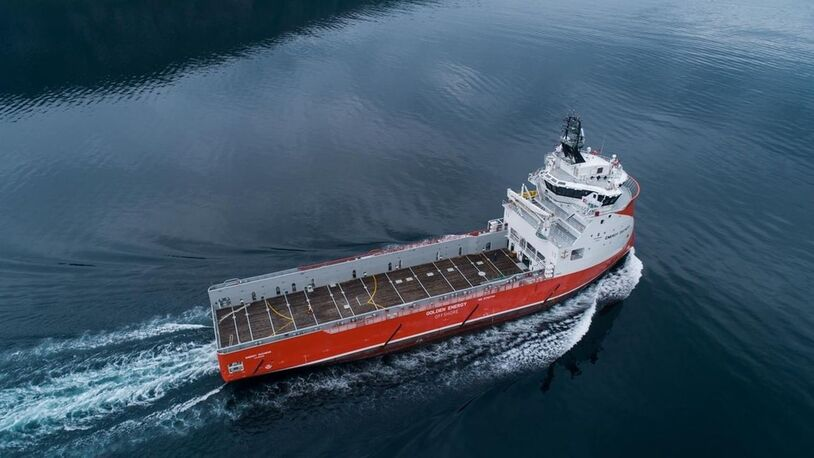 North Sea OSV contracts and a survey ship sale