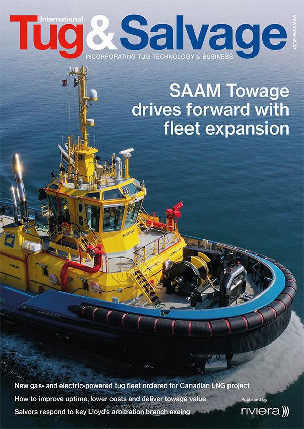 International Tug & Salvage May/June 2021