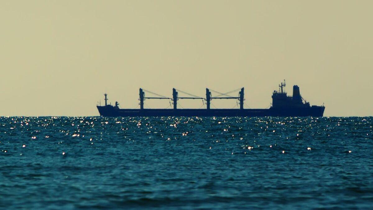 Inmarsat Fleet Data was deployed on a Mitsubishi/Diamond bulk carrier (source: Inmarsat)