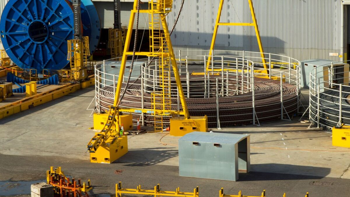 The cables for Arcadis Ost 1 will be manufactured at JDR's facility in Hartlepool