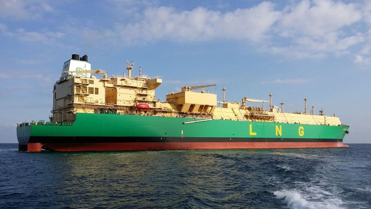 Shell JAWS trim and draught optimiser is installed on a NSML LNG carrier (source: NSML)