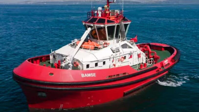 Sanmar completes its first IMO Tier III tug