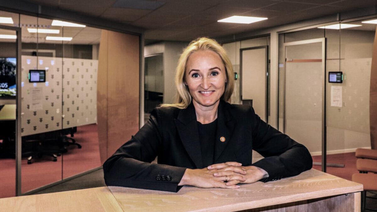 Corvus' Sonja Hansen joins Norwegian Government's Maritime 21 group