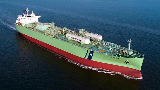 LPG carriers stepping up to the decarbonization challenge