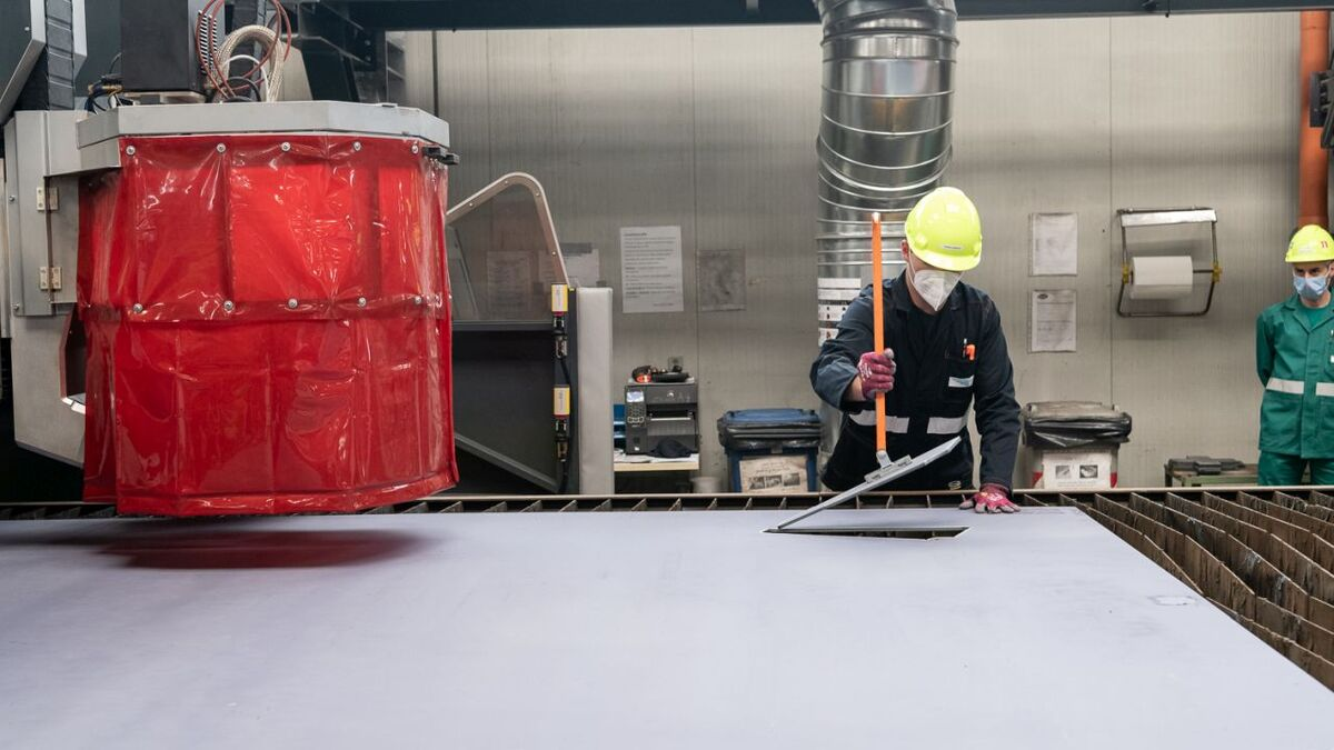 Steel-cutting marks the launch of MSC's Explora Journeys