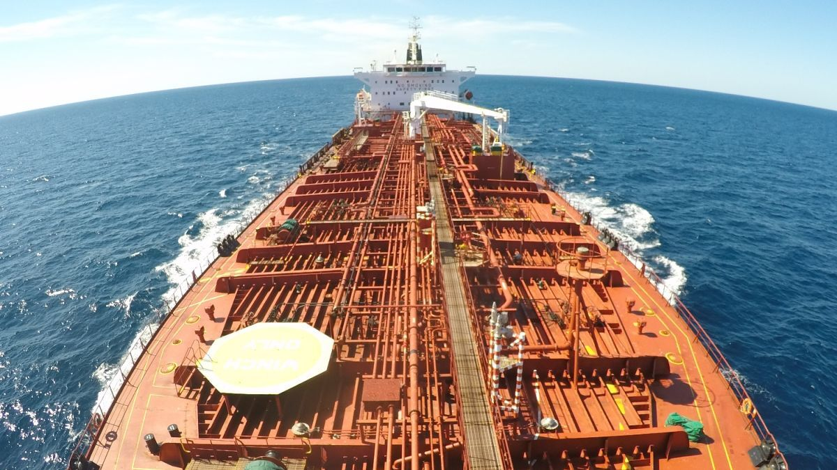 FOS is being deployed on Zeaborn-operated tankers (source: Zeaborn)