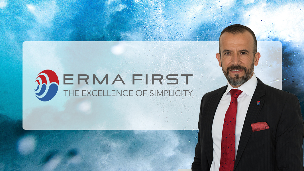 Konstantinos Stampedakis, Managing Director,  ERMA FIRST