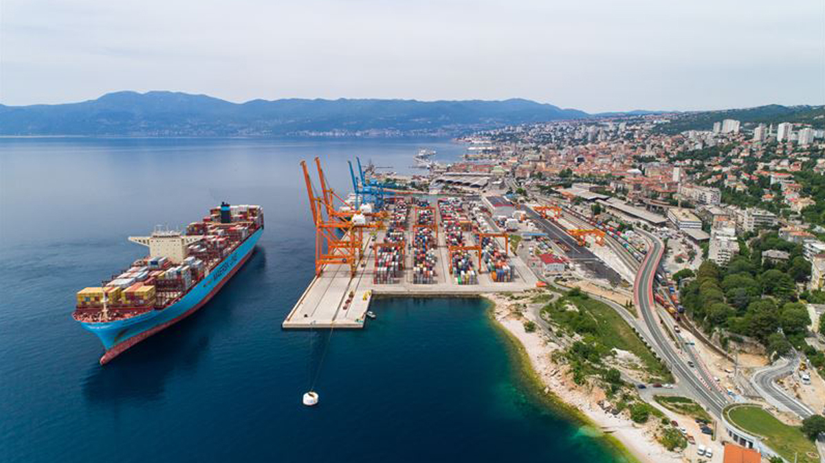 Wärtsilä's Sea traffic management system increases safety and efficiency of shipping on Croatian waters