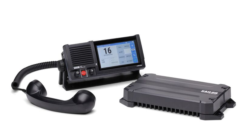 New VHF radio unveiled for commercial shipping