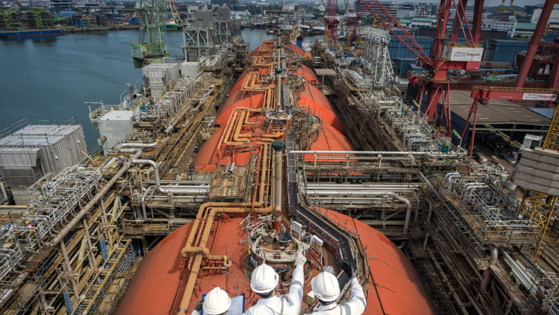 Singapore's Keppel and Sembcorp Marine in talks for O&M spin-off and merger