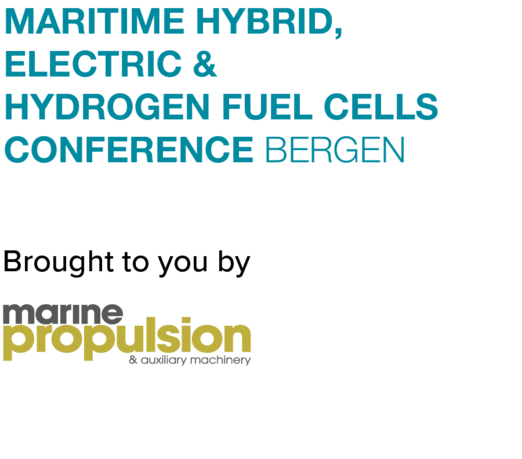 Maritime Hybrid, Electric & Hydrogen Fuel Cells Conference, Bergen 2021