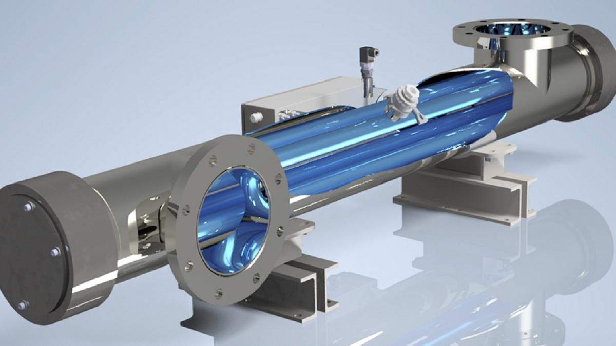 M-series: manifold-free design allows optimisation of installation and footprint (source: BIO-UV)