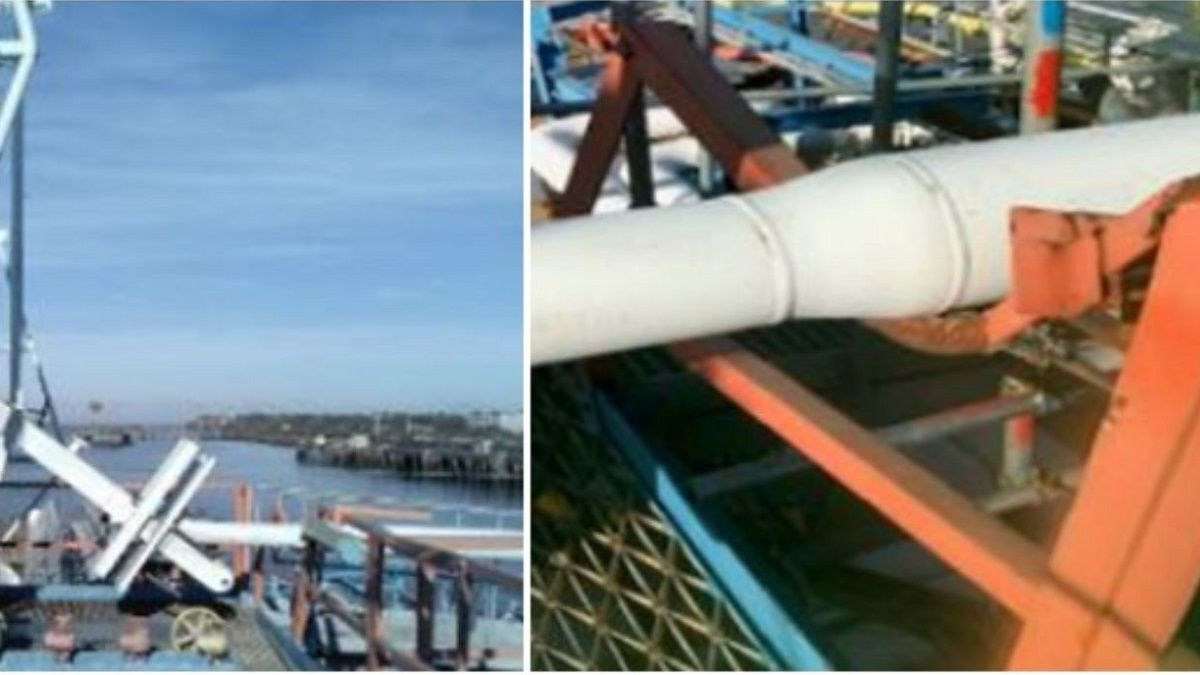 Safety focus on marine loading arms