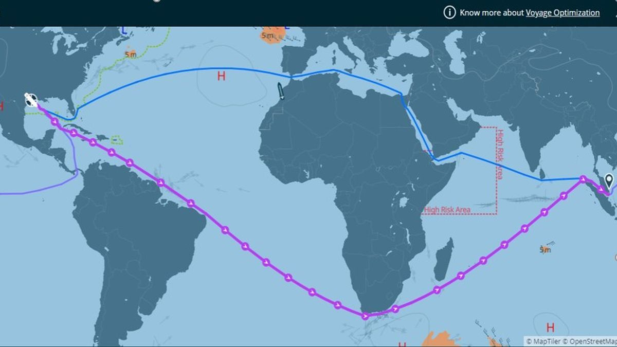 Neste cuts fuel costs through voyage optimisation