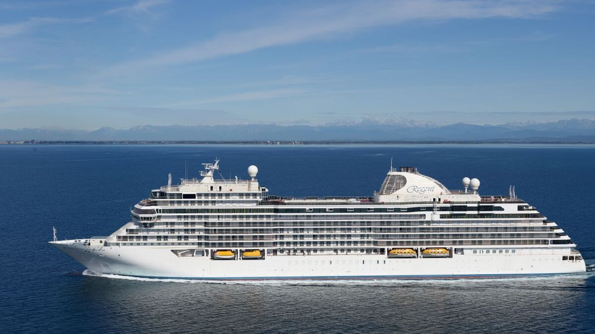 NCLH has announced the creation of a long-term climate action strategy and goal to reach carbon neutrality (source: Regent Seven Seas Cruises)