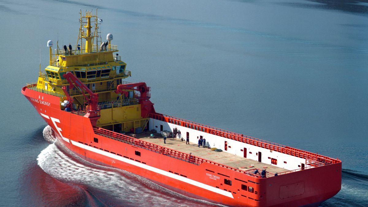 Viking Energy could be the future in OSV propulsion (source: Wärtsilä)
