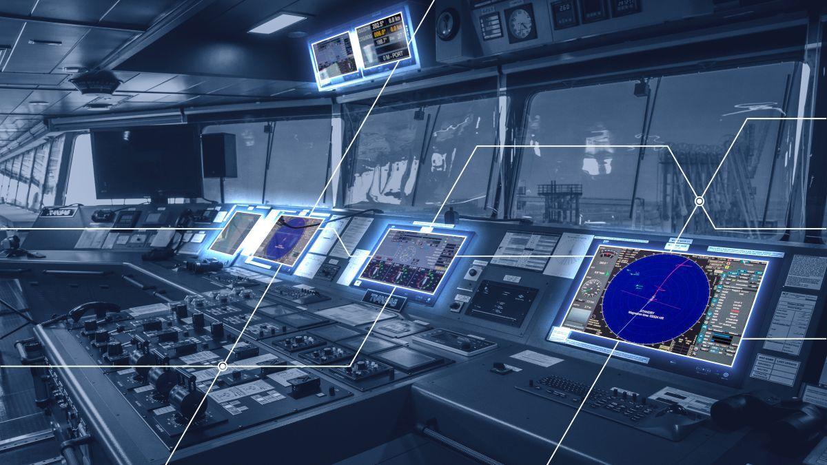 Wärtsilä Voyage's Fleet Operations Solution combines ECDIS with electronic navigational charts and digital publications (source: Wärtsilä)