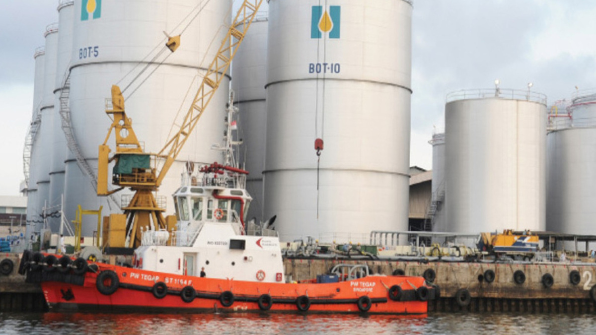 Gulf Oil secures Ocean Tanker's facility in Singapore