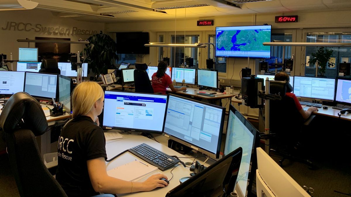 Gothenburg JRCC is using AI to identify emergency calls (source: Lina Beerstra)