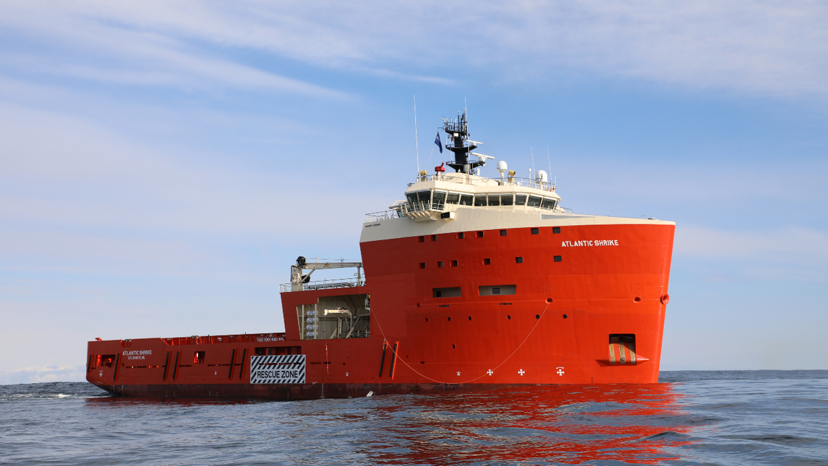 Battery upgrade is first for Canadian OSV market