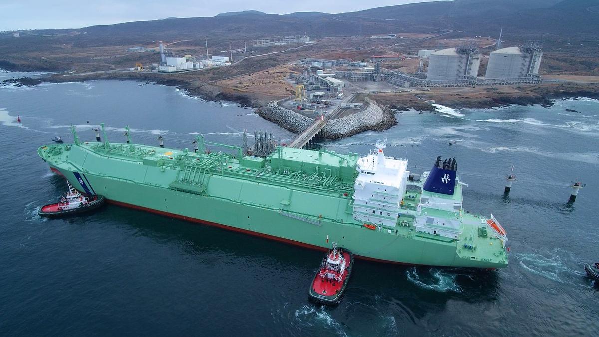 BP supplies Mexico's first carbon-offset LNG cargo