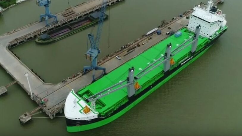 ESL Shipping saves fuel and cuts emissions with virtual arrival