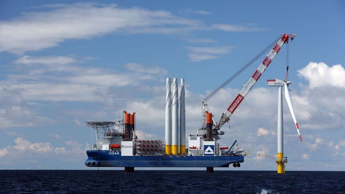 EnBW hopes to be successful in the upcoming lease auction in the New York Bight area off the US east coast