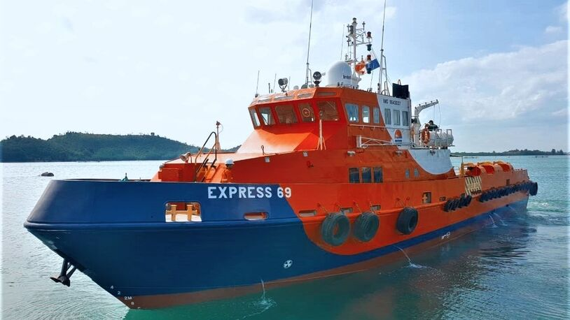 MEO modifies crew boats for long-term charters