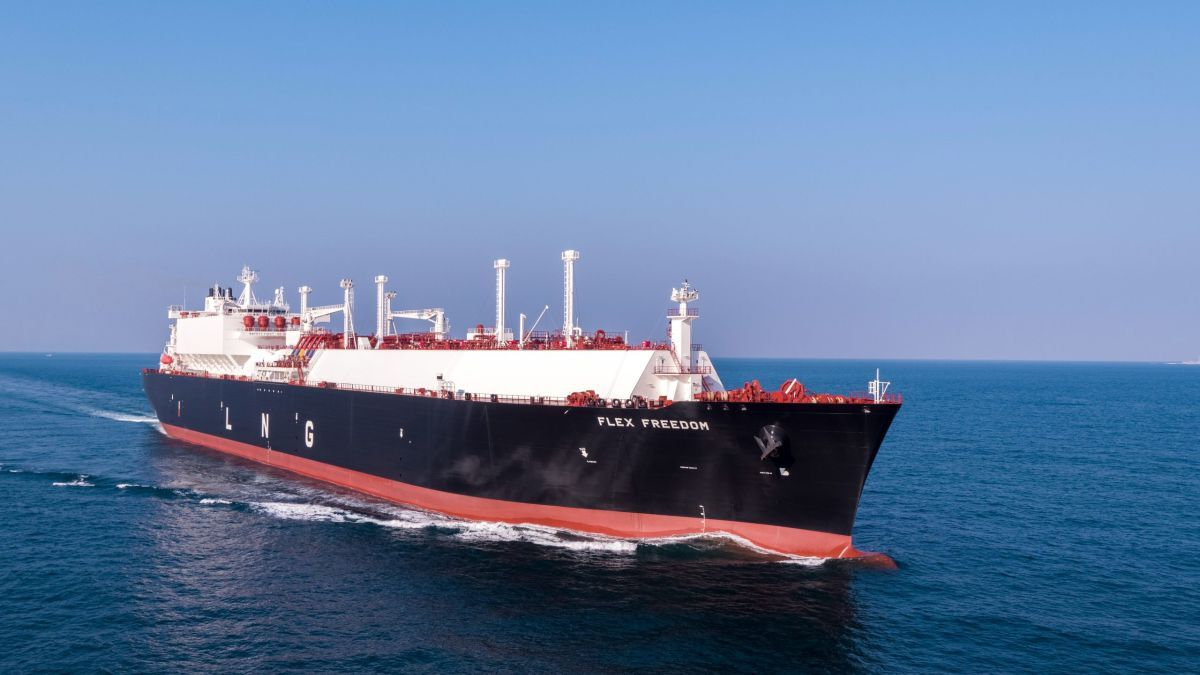Available for global operation, Flex Freedom has been primarily trading in the Australia to JKTC spot trading hub (source: Flex LNG)