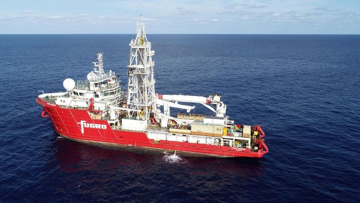 The La Gan project will be carried out by one of Fugro's regional survey vessels