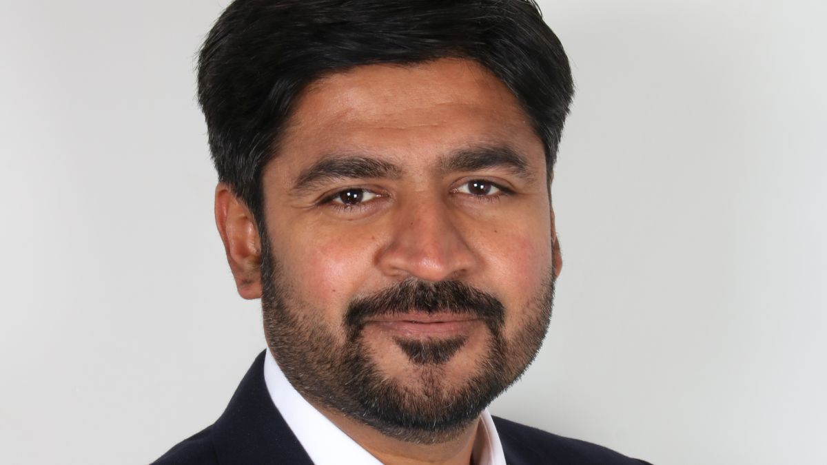 """Manish Singh (Ocean Technologies): """"The performance of seafarer and vessel can be measured and improved"""" (source: Ocean Technologies)"""