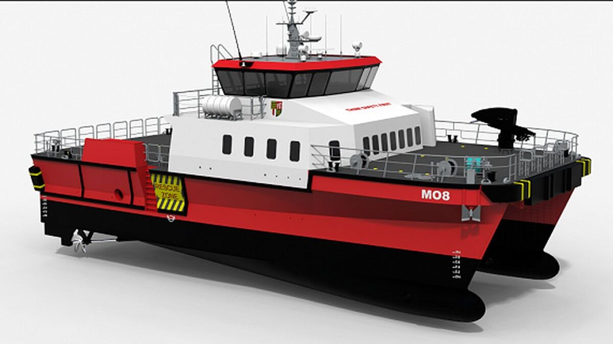 MO8 will be the sixth crew transfer vessel constructed by Manor Marine, but the first vessel it has built for Mainprize Offshore