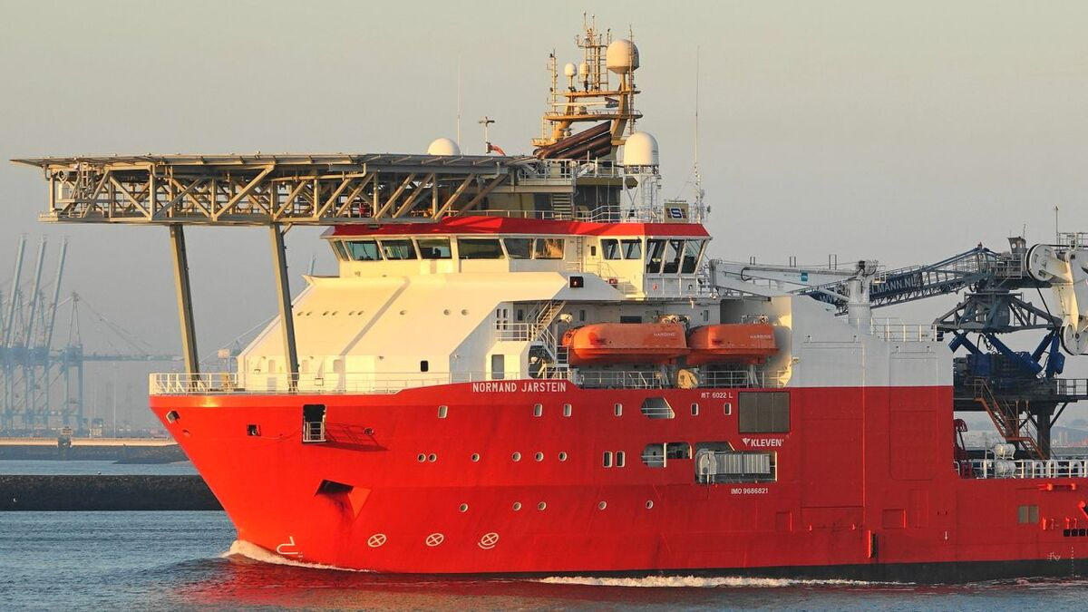Solstad's Normand Jarstein will work for DeepOcean from 2022 (source: Wikimedia/kees torn)