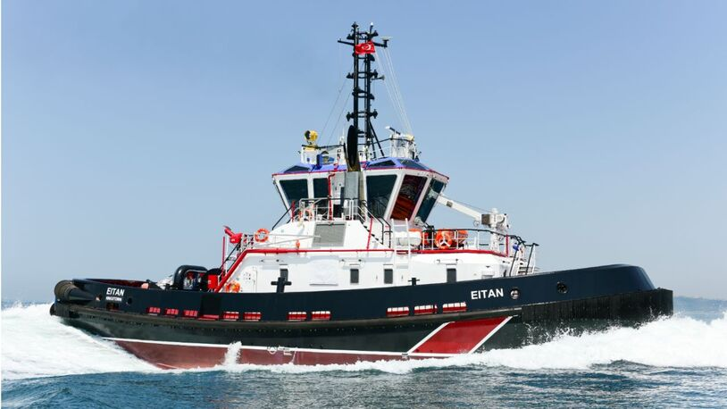 Tripmare boosts towage with newbuild tractor tug